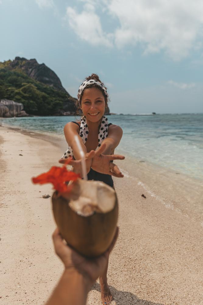 Eau de Coco, La Digue Seychelles
