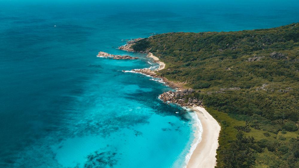 Grande Anse, La Digue Seychelles