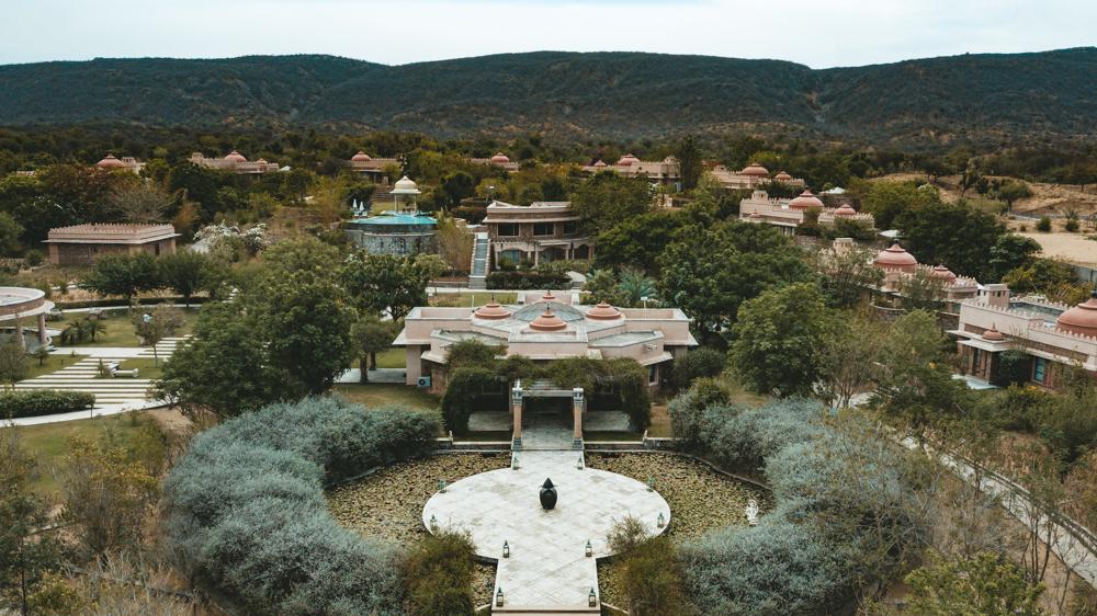 Réception, Jaipur Inde