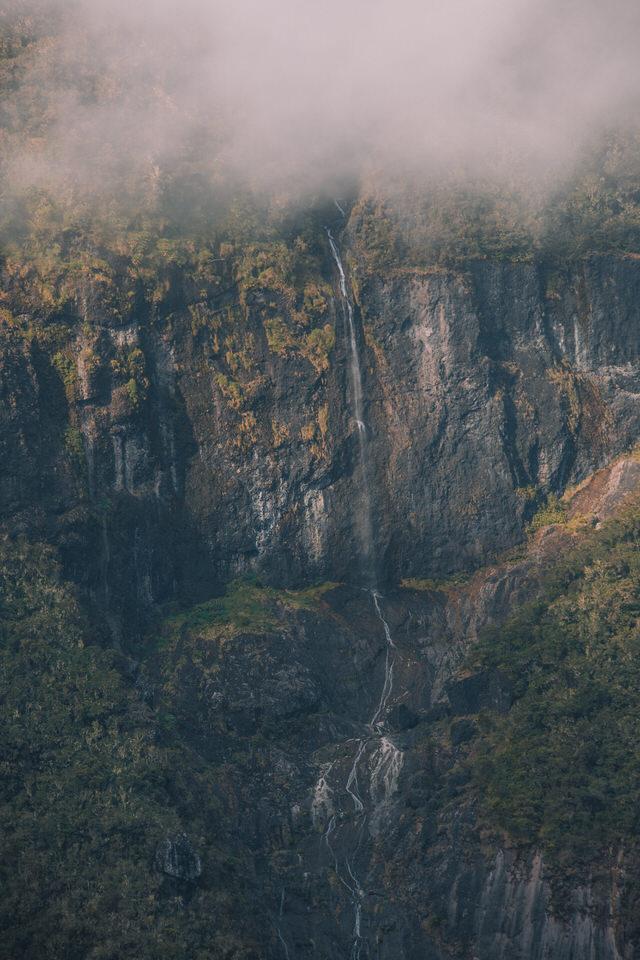 Cascade, Cilaos Réunion